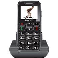 EVOLVEO EasyPhone černý - Mobile Phone