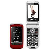 EVOLVEO EasyPhone FG Red