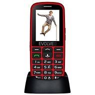 EVOLVEO EasyPhone EG červená - Mobilní telefon