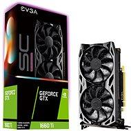 EVGA GeForce GTX 1660 Ti SC ULTRA GAMING - Grafická karta