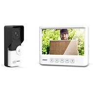 EVOLVEO DoorPhone IK06 Set of Video Door Phone with Memory and Colour Display - Bell