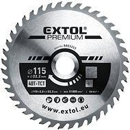 EXTOL PREMIUM 8803203 - Pilový kotouč