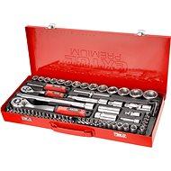 EXTOL PREMIUM 8818370 Gola Set, 65 pcs - Tool Set