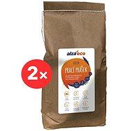 AlzaEco Prací prášek Color 2 × 3 kg (120 praní)