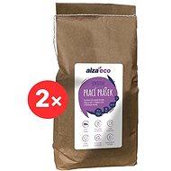 AlzaEco Prací prášek Sensitive 2 × 3 kg (120 praní)