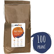 Eko prací prášek AlzaEco Prací prášek Color 5 kg (100 praní) - Eko prací prášek