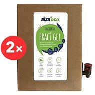 AlzaEco Prací gel Universal 2 × 3 l (120 praní)
