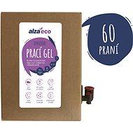 AlzaEco Gel Washing Detergent Sensitive 3l (60 Washes) - Eco-Friendly Gel Laundry Detergent