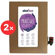 AlzaEco Prací gel Sensitive 2 × 3 l (120 praní)