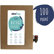 AlzaEco Ocean Softener 3l (100 Washes) - Eco-Friendly Fabric Softener