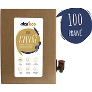 AlzaEco Gold Softener 3l (100 Washes) - Eco-Friendly Fabric Softener