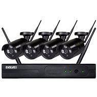 EVOLVEO Detective WN8, bezdrátový NVR kamerový systém - Kamerový systém
