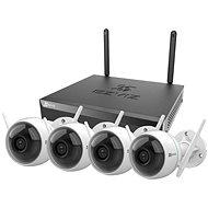 EZVIZ Wireless Security Kit NVR (1TB HDD) + 4x C3N - Záznamové zařízení