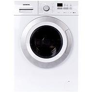 SIEMENS WS12G160BY - Úzká pračka s předním plněním