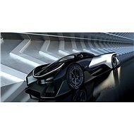 Faraday FFZERO1 - Electric car