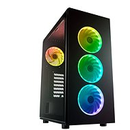 FSP Fortron CMT340 black - PC Case