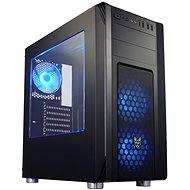 FSP Fortron CMT230 black - PC Case