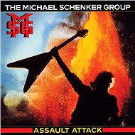 Michael Schenker Group: Assault Attack - LP - LP vinyl