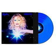 Minogue Kylie: Disco (limited, blue vinyl) - LP
