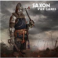 Saxon: War Games - LP - LP Record