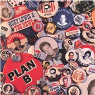 Huey Lewis & The News: Plan B - CD - Hudební CD