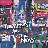 Lewis Huey & The News: Soulsville - CD - Hudební CD