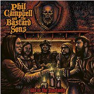 Phil Campbell and The Bastard Sons: We' re the Bastards - CD - Music CD