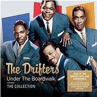 Drifters: Under The Boardwalk (2x CD) - CD - Hudební CD