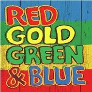 Various: Red Gold Green & Blue - CD - Hudební CD