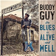 Guy Buddy: Blues Is Alive And Well - CD - Hudební CD