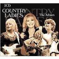 Various: Country Ladies - The Album - CD - Music CD