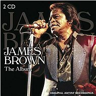 Brown James: The Album - CD - Hudební CD