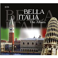 Various: Bella Italia - The Album - CD - Hudební CD