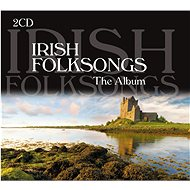 Various: Irish Folksongs - The Album - CD - Hudební CD