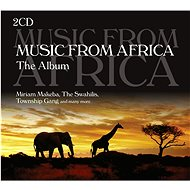 Various: Music from Africa - The Album - CD - Music CD