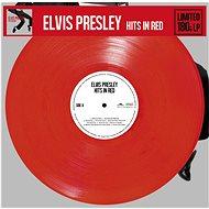 Presley Elvis: Hits In Red - LP