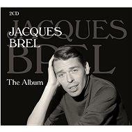 Brel Jacques: The Album - CD - Hudební CD