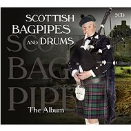 Various: Scottish Bagpipes & Drums - The Album - CD - Music CD