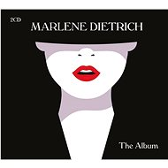 Dietrich Marlene: The Album - CD - Hudební CD