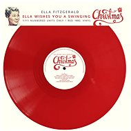 Fitzgerald Ella: Ella Wishes You A Swinging Christmas - LP