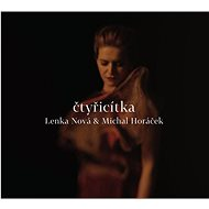 Nová Lenka / Horáček Michal: Čtyřicítka - CD - Music CD