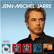Michel Jarre Jean: Original Album Classics 2 (5x CD) - CD - Music CD