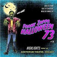 Zappa Frank: Halloween 73 (2019) - Hudební CD
