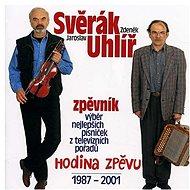 Hudební CD Svěrák a Uhlíř: Hodina zpěvu 1987-2001 - CD