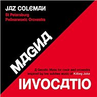 Coleman Jaz: Magna Invocatio - A Gnostic Mass For Choir And Orchestra Inspired by the Sublime Music  - LP vinyl