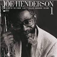 Henderson Joe: State Of The Tenor: Live At The Village Vanguard, Volume 1 - LP - LP Record