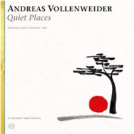 Vollenweider Andreas: Quiet Places - CD - Hudební CD