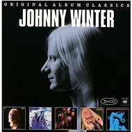Winter Johnny: Original Album Classics (5x CD) - CD - Hudební CD