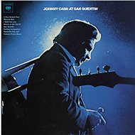 Cash, Johnny: At San Quentin - LP - LP Record