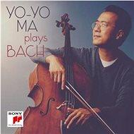 MA, YO-YO: PLAYS BACH - Hudební CD